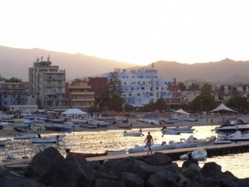 Bucht von Giardini Naxos