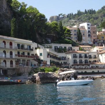 Urlaub, Schnorcheln, Grotta Azzurra, Isola Bela