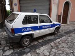 "Polizei ""Italian Style"""