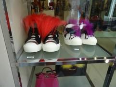 1.200 € für Sneaker mit Puscheln?!