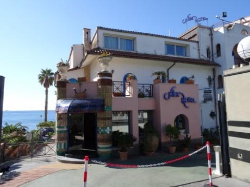Urlaub, Reisen, Italien, Sizilien, Hotel Nike, Giardini Naxos